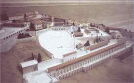 Acropolis temples of Pergamum