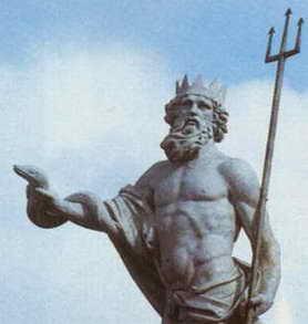 Poseidon or Neptune